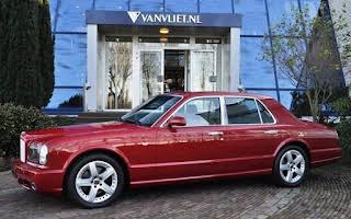 Bentley Arnage Rent Noord Holland