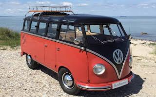 Volkswagen Samba Deluxe Rent Noord Holland