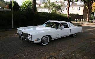 Cadillac Eldorado Rent Noord Holland